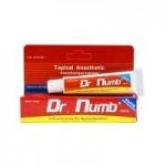 Крем обезболивающий Усиленный Dr Numb 5% 10мл